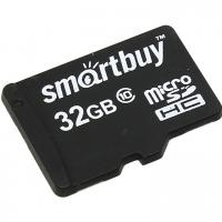 SmartBuy MicroSDHC 32 Gb class 10 LE SB32GBSDCL10-