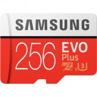 256 Gb SAMSUNG EVO Plus V2 SD adapter microSDHC